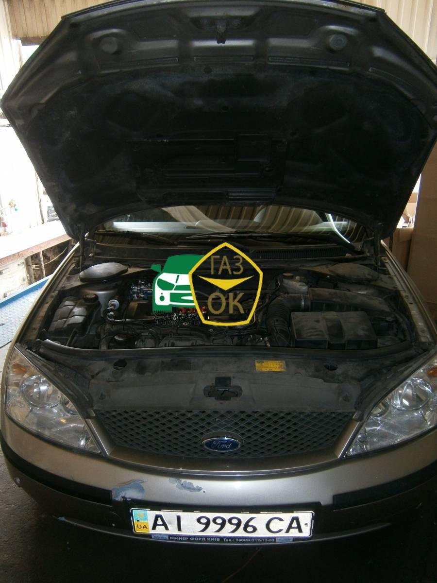Установка гбо 1 на форд мондео 1