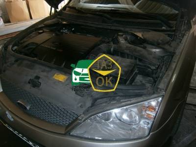 Installation of gas equipment on Ford Mondeo 2006 : Gaz-Ok