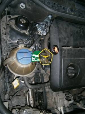 Installing GBO on the car Skoda Fabia gas to the car Gaz Ok Gas OK Kiev