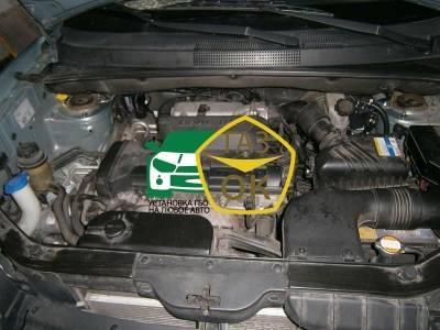 Installation of gas equipment on Hyundai Tucson : Gaz-Ok