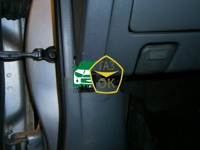 Installation of gas equipment on Сhevrolet Lacetti : Gaz-Ok